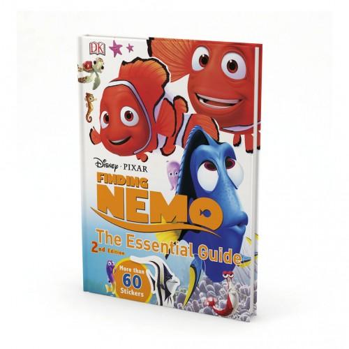 "Kniha v anglickom jazyku ""Disney Pixar – Finding Nemo, The Essential Guide, 2nd Edition"""