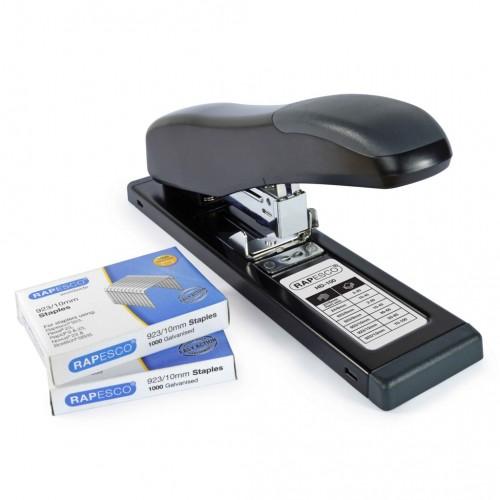 Veľkokapacitná zošívačka Rapesco HD-100 ECO, 923/10, 100 listov