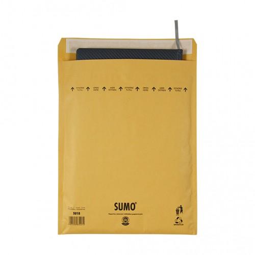 "Extra pevná obálka ""SUMO"", ekologická, samolepiaca, 285 x 360 (265 x 360) mm"