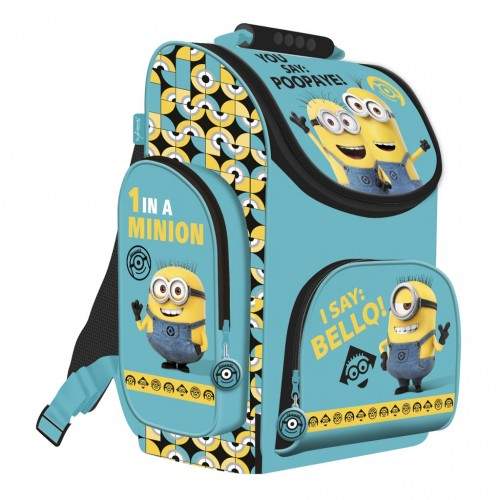"""Anatomická školská taška """"Minions 2020"""""""