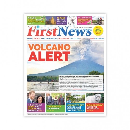 Anglické noviny pre deti a mladých ľudí First News – číslo 4 (598/2017)