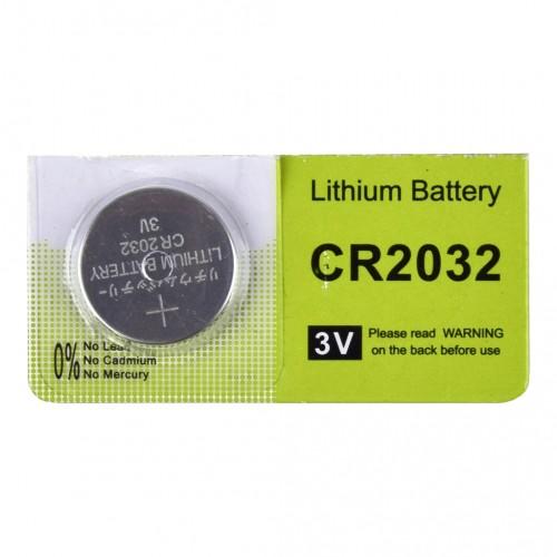 Gombíkové batérie CR2032, 3 V, lítium