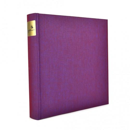 "Fotoalbum Goldbuch ""Summertime Trend 2"", 25 x 25 cm, fialový"