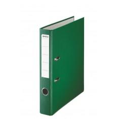 Zakladač pákový PP, A4, 5 cm, zelený