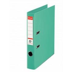 Zakladač pákový Esselte No.1 Power, A4, celoplastový, 5 cm, mätový