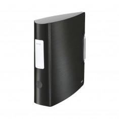 Zakladač pákový Leitz 180° ACTIVE Style, A4, 7,5 cm, saténovočierny