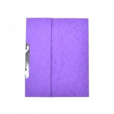 Rýchloviazač RZP, A4, prešpánový, fialový