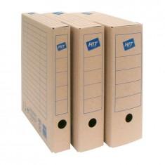Box archívny 33 x 26 x 7,5 cm, hnedý