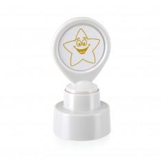 """Motivačná pečiatka Colop """"zlatá hviezda"""", zlatý odtlačok"""