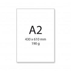 Výkres A2, 43 x 61 cm, 190 g