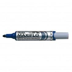 Popisovač na tabule Pentel Maxiflo MWL5M-C, 6 mm, modrý