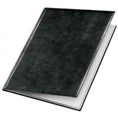 Mapa s obalmi Veloflex Exquisit, A4, 10 obalov, čierna
