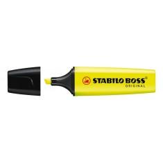 Zvýrazňovač Stabilo Boss Original 70-24, 2 – 5 mm, žltý