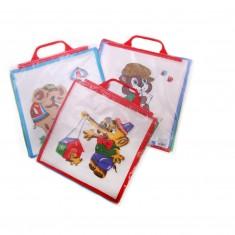 Detské vreckovky s potlačou, 6 ks, mix motívov