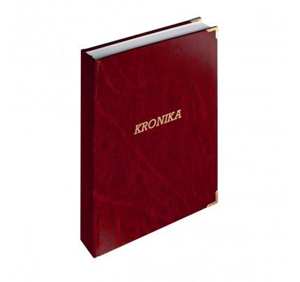 Kronika bordová, 200 listová
