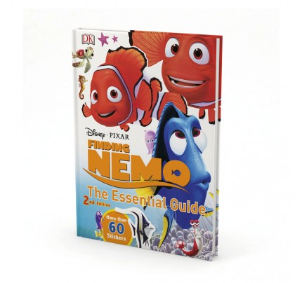 "Kniha v anglickom jazyku ""Disney Pixar – Finding Nemo, The Essential Guide, 2nd Edition"""