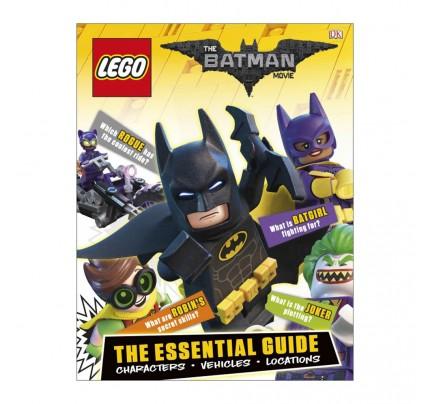 "Kniha v anglickom jazyku ""The LEGO® BATMAN MOVIE The Essential Guide"""