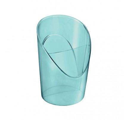 Stojan na písacie potreby Esselte Colour'Ice, modrý