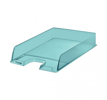 Stolová zásuvka Esselte Colour'Ice, modrá