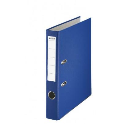 Zakladač pákový PP, A4, 5 cm, modrý