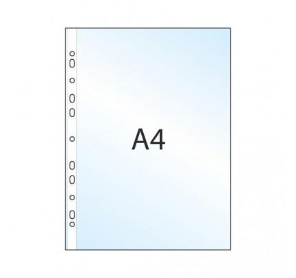 Euroobal A4 rastrovaný, 40 mic, 100ks