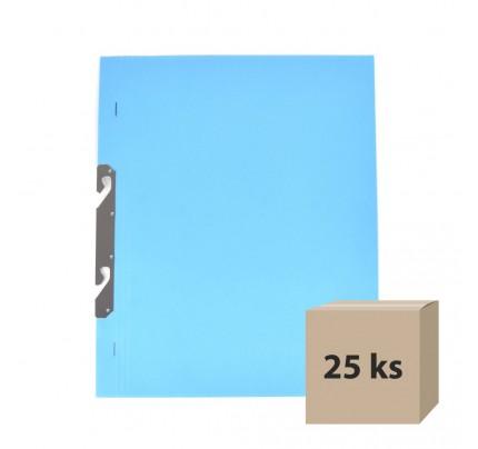 Rýchloviazač RZC, A4, LUX, 250 g, modrý, 25 ks