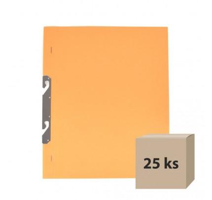 Rýchloviazač RZC, A4, LUX, 250 g, oranžový, 25 ks