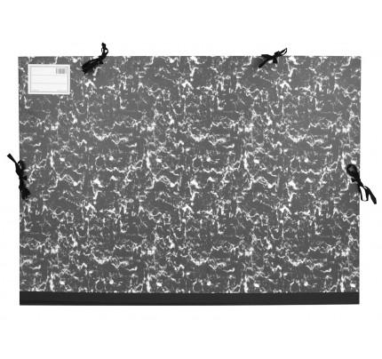 Doska spisová so šnúrkami A1 (61 x 86 cm), šedá