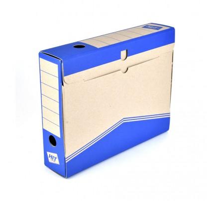 Box archívny 33 x 26 x 7,5 cm, modrý