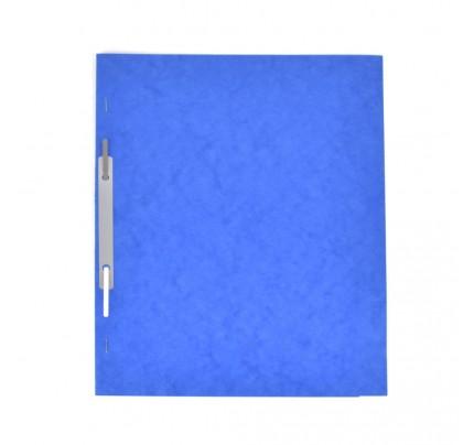 Rýchloviazač RO, A4, prešpánový, modrý