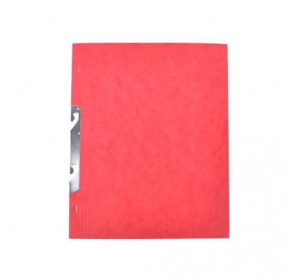 Rýchloviazač RZC, A4, prešpánový, červený