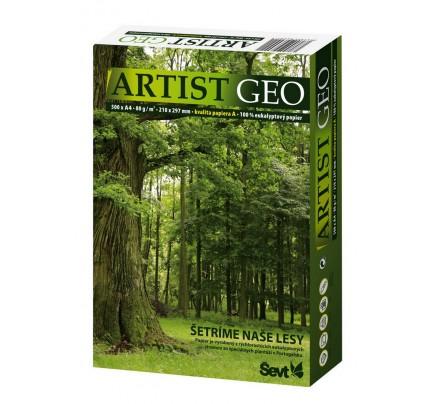 Kancelársky kopírovací papier ARTIST Geo, A4, 80 g