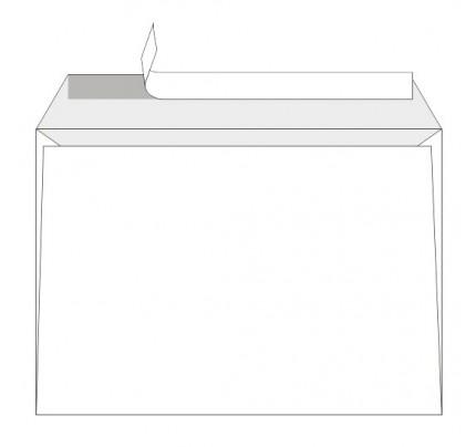 Obálky C5 samolepiace, s odtrhávacou páskou, 1000 ks