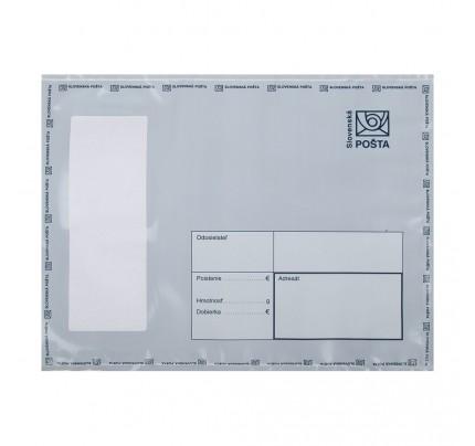 Bezpečnostná obálka C5+, 195 x 255 mm