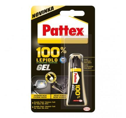 Univerzálne lepidlo Pattex 100% Gel, 8 g