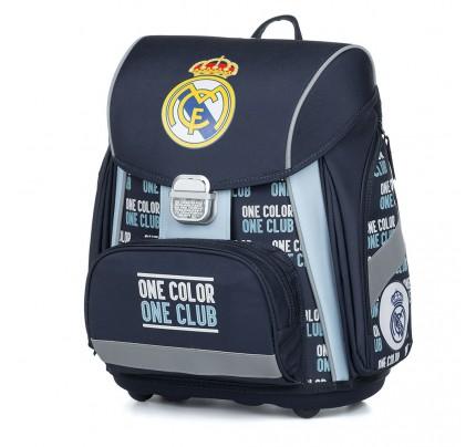 "Anatomická školská taška premium ""Real Madrid 2019"""