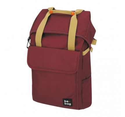"Študentský batoh be.bag ""Flexible"", červený"