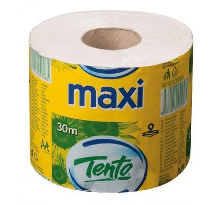Toaletný papier Tento maxi, dvojvrstvový, 30 m