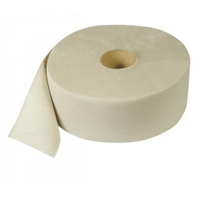 Toaletný papier JUMBO, priemer 190 mm, jednovrstvový