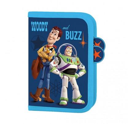 "Peračník 1-zipsový s 2 chlopňami ""Toy Story 2019"", prázdny"