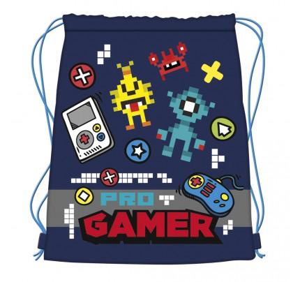 """Vrecko na prezuvky """"Gamer 2020"""""""