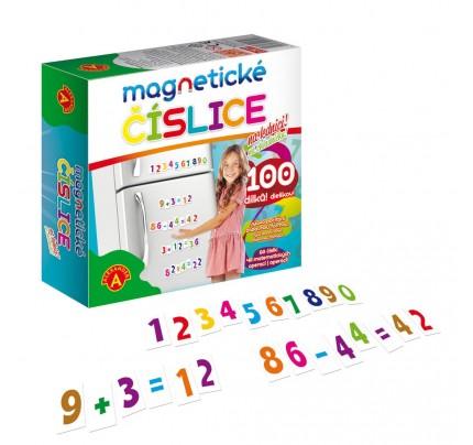 Magnetické čísla, 100 ks