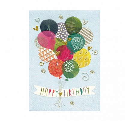 "Blahoželanie Turnowsky ""Happy birthday – balóny"""