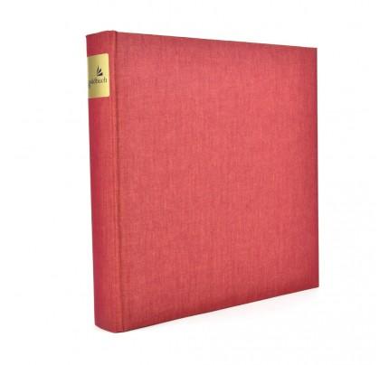 "Fotoalbum Goldbuch ""Summertime Trend 2"", 25 x 25 cm, červený"