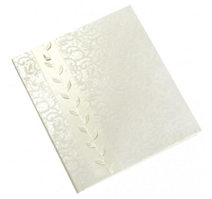 "Kniha hostí Goldbuch ""La Belle"", 23 x 25 cm, 88 listov"