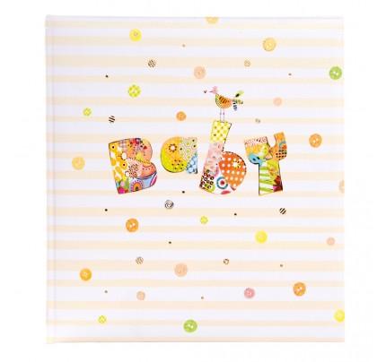 "Fotoalbum Goldbuch ""Baby Circle"", 30 x 31 cm"
