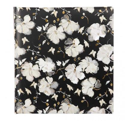 "Fotoalbum Goldbuch ""La Rose Black"", 30 x 31 cm"