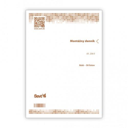 Montážny denník