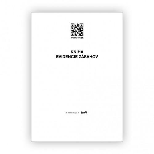 Kniha evidencie zásahov