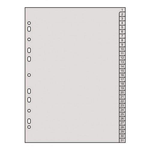 Register PP, A4, 1 – 31